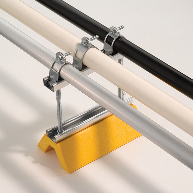 Image of Application Height Adjustable Strut Model in Yellow