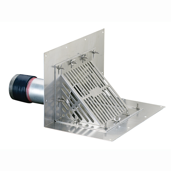 Scupper Thru Wall Retrodrain Omg Roofing Products
