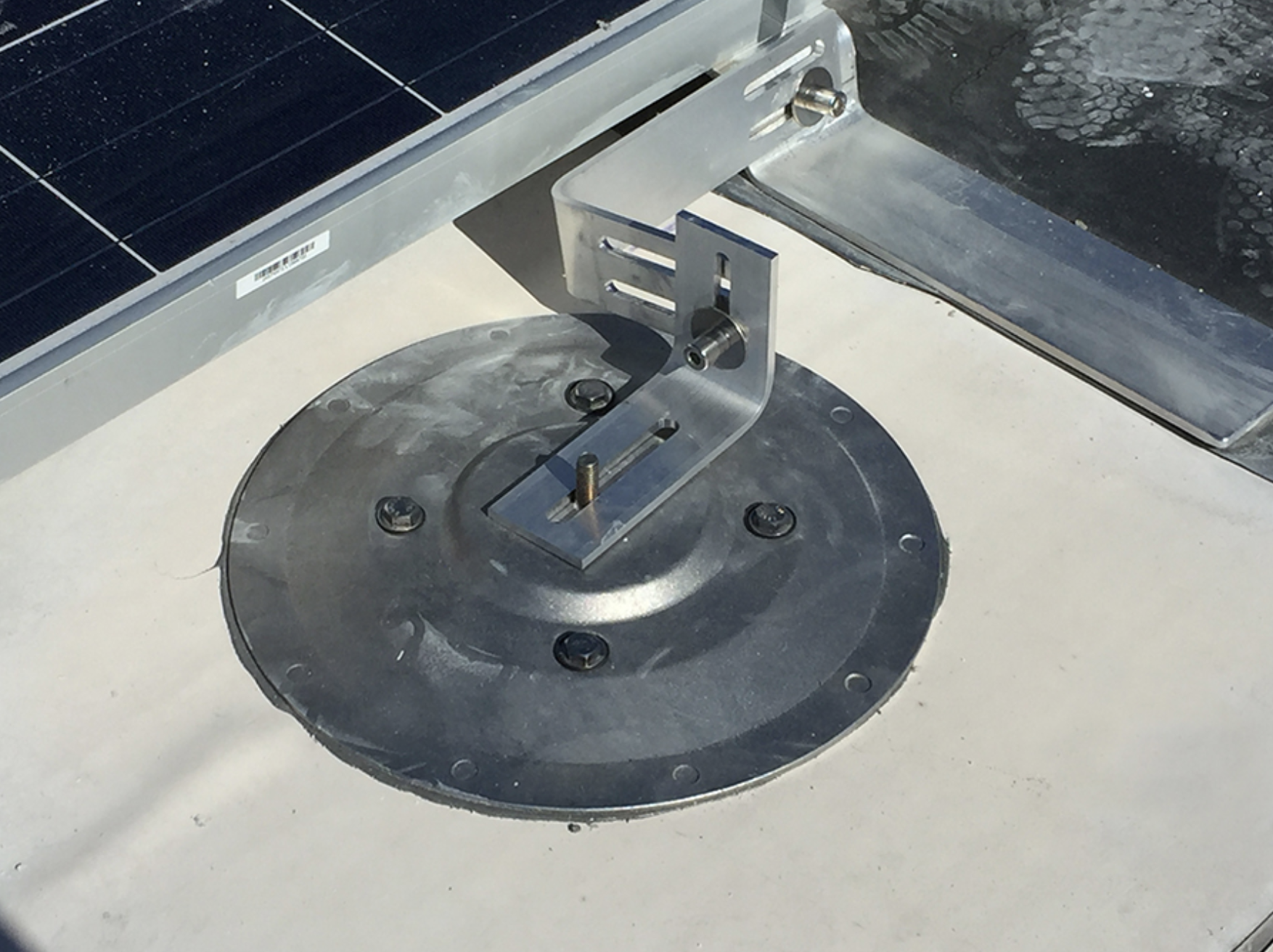 Image of PowerGrip Universal installed