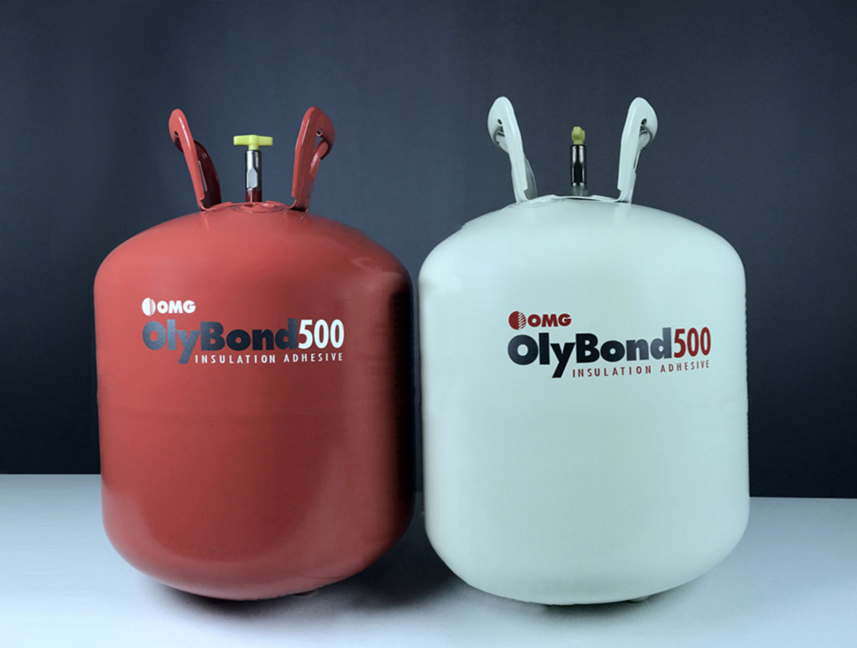 Image of OlyBond500 canisters