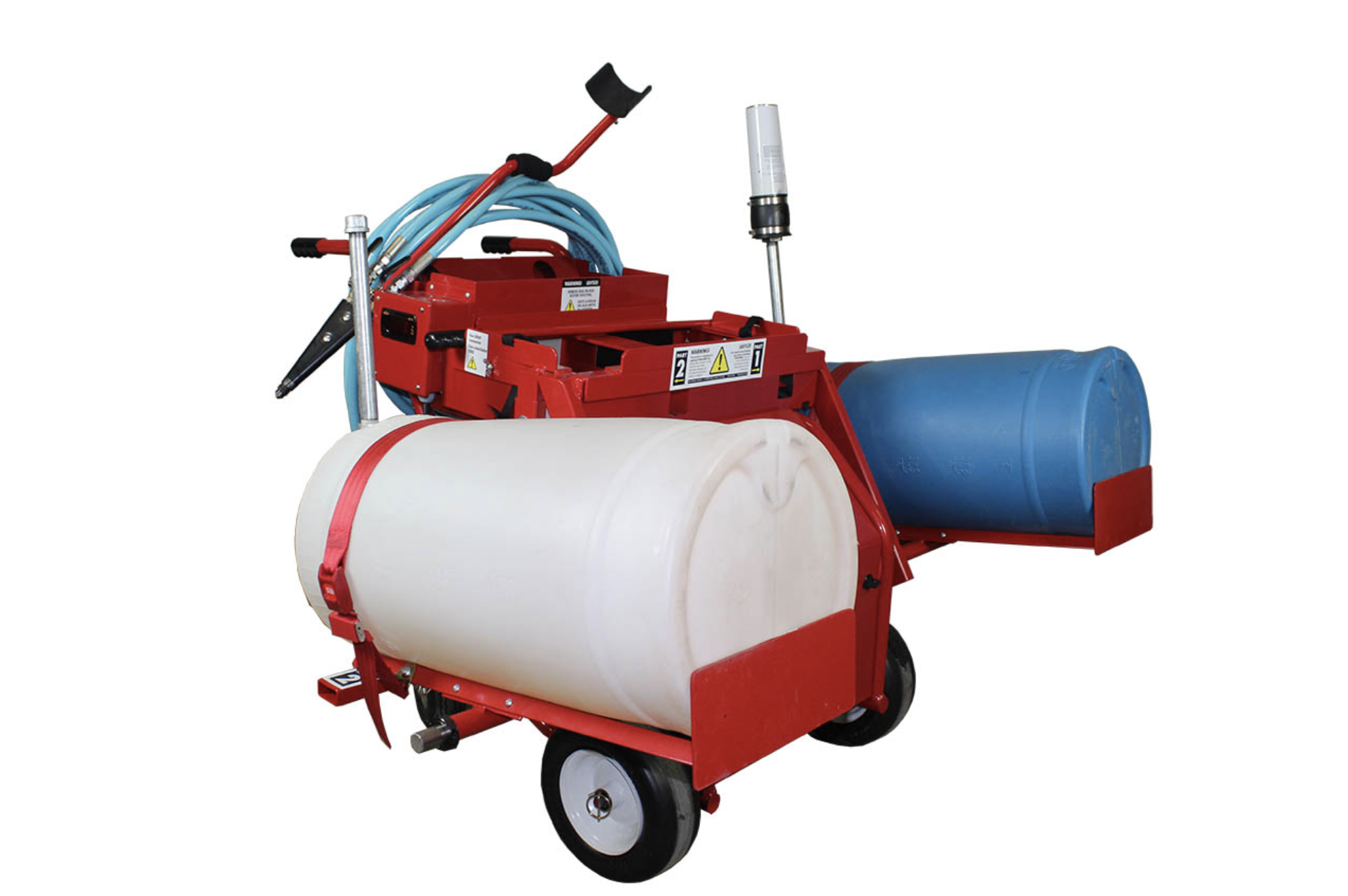 Omg Introduces A 15 Gallon Drum Conversion Kit For