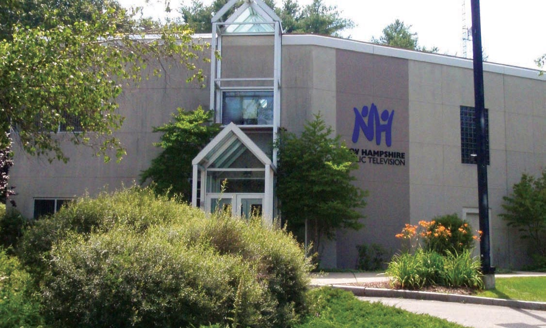 Image of outside of NHPTV building