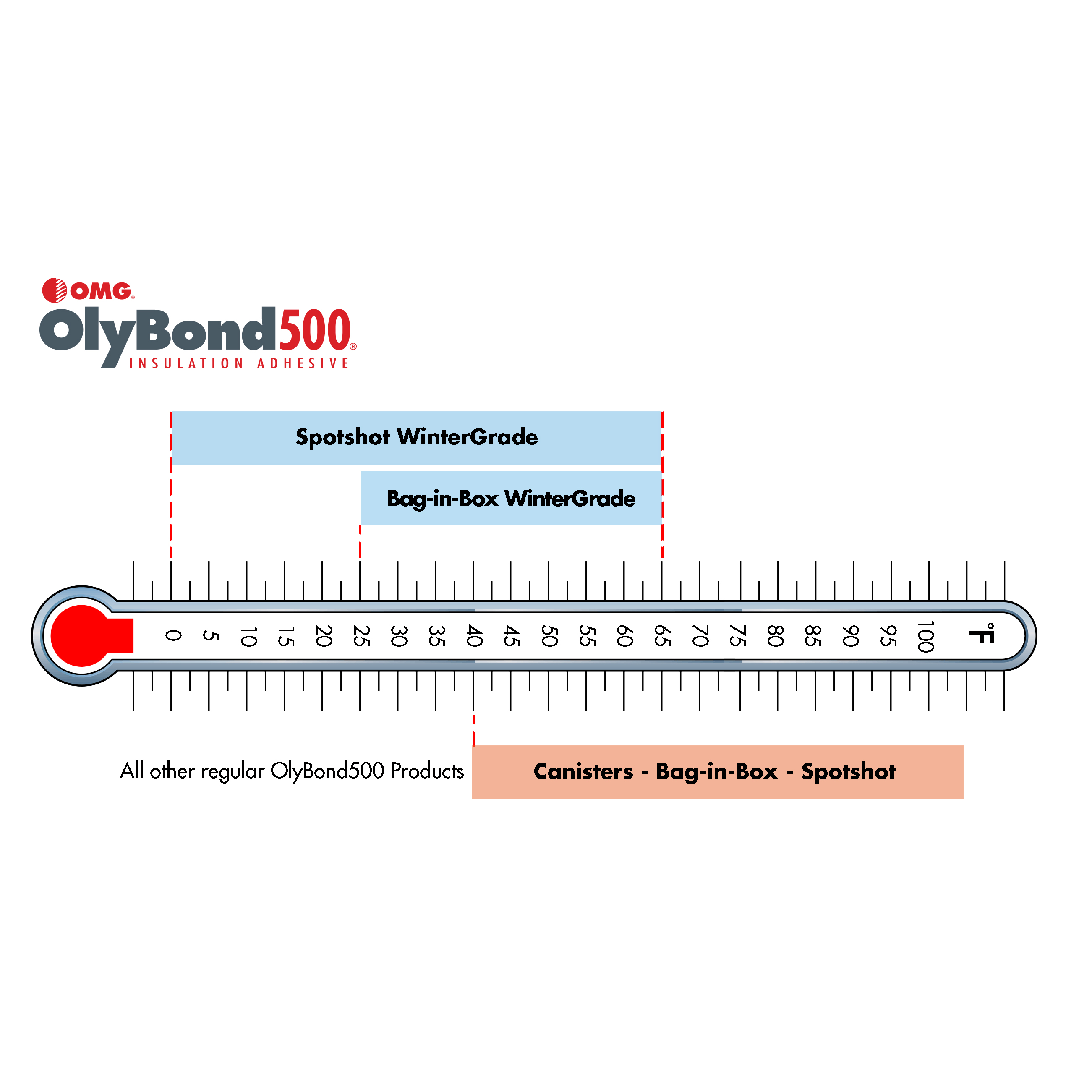 Image of OlyBond thermometer